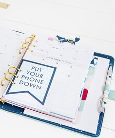 Make your kikki.K Planner inspiring with these easy DIY & customisation ideas to help you stay organised