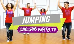 Jumping   Zumba® Choreography by Kristie    Live Love Party