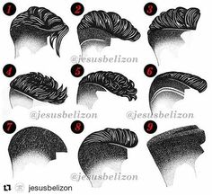 #Repost @jesusbelizon with @repostapp ・・・ 9 estilos diferentes... Cual te gusta?? #barber #barbers #barbershop #nastybarbers #thebarberpost #freshcut #fade #sharpfade #nicestbarbers #barbergang #barberlife #combover #barbering #barberlifestyle #barberworld #barberhub #cleancut #taper #skinfade #menshair #barberlove #showcasebarbers #barbersince98 #barbersinctv #barbernation #barbergrind #barbershopconnect #hair #pompadour