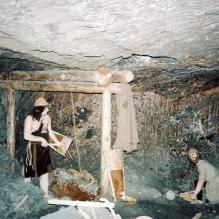 inside the salt mine ~ Hallstatt Salt Of The Earth, Best Sites, Salt And Water, Sliders, Trip Advisor, Germany, Painting, Travel, Salt