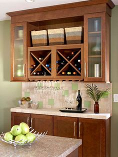Stylish Stock Cabinetry