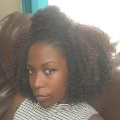 Crochet braids Natural hair  Protectivestyles  Falls hairstyle Hairstyle for naturals Protective styles  Black hair  Knotless crochetbraids