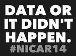 Slides, Links & Tutorials from NICAR 2014 http://blog.chryswu.com/2014/02/21/nicar14-slides-tutorials-links-tools/