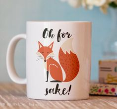 This hilarious mug makes a great gift or a treat for yourself! - design on the front and back - microwave and dishwasher safe - 11 oz or 15 oz