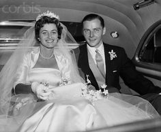 Jean Ann Kennedy & Stephen Edward Smith in 1956