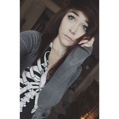 Tattoos, Piercings, Scene, Emo ❤ liked on Polyvore featuring accessories, hair, girls, people, pictures and models