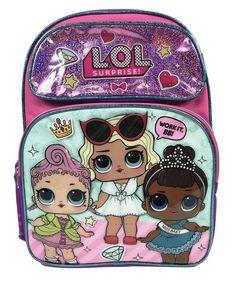 LOL Surprise Large School Backpack Book Bag for kids Cute Backpacks For School, Girl Backpacks, Kids Outfits Girls, Toys For Girls, Iron Maiden, Book Bags For Kids, Kids Umbrellas, Lol Dolls, Birthday Wishlist