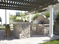 Blueprints For Outdoor Kitchens