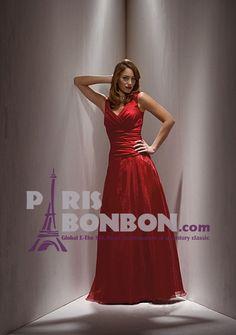 2b62368cc5 A-line V-neck Floor-length Taffeta Mother of the Bride Dress