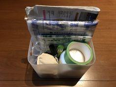 熊本地震を経験してわかった。災害時の主婦を助けてくれる意外な三種の神器