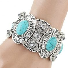 Jewelry For Women: Best Vintage Turquoise Jewelry Fashion Sale Online | TwinkleDeals.com Page 7