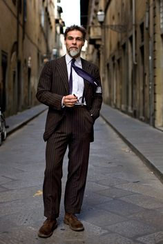 Simone Righi, Florence | The Sartorialist The Sartorialist, Interview, Modern Gentleman, Italian Style, Sport Coat, Work Wear, Menswear, Street Style, Mens Fashion