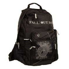 Fallout Boy Backpack (Black)