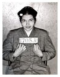 Rosa Parks is best known for her role as a civil-rights activist, the Alabama native also worked as a talented seamstress at the Montgomery Fair Department Store. She was on her way home from work on Dec. 1, 1955, when she was arrested for refusing to give up her seat on the bus to a white passenger.