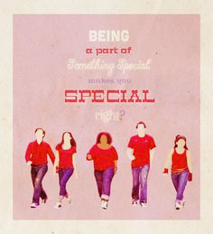 glee aww love this pic... Except they forgot Artie!!!