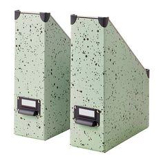 ypperlig bo te de rangement avec couvercle vert 21x20x12 cm couvercle ikea et rangement. Black Bedroom Furniture Sets. Home Design Ideas