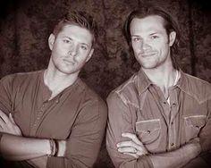 These Men <3 #JensenAckles #Jared