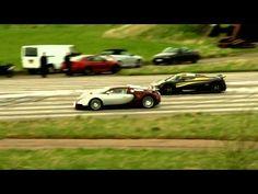 Second teaser: Bugatti Veyron 16:4 vs Koenigsegg Agera S Hundra