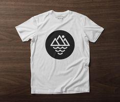 Download Front Side Of T Shirt Mockup Template On Wooden Table In 2021 Shirt Mockup Tshirt Mockup Clothing Logo