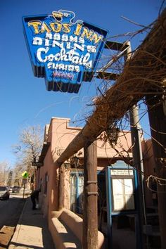 One of the best places in Taos, New Mexico - right in the heart of the plaza