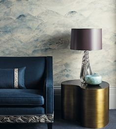Sansui Fabric by Zoffany | Jane Clayton