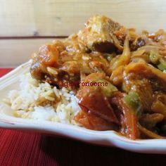 Pratique, simple et délicieux… Une belle recette pour régaler ses invités :) #Recette, #Plat, #Veau, #Riz,