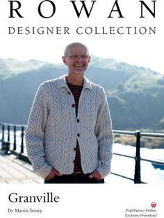 Granville Jacket in Rowan Softknit Cotton