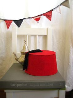 How to make a fez-will need this later