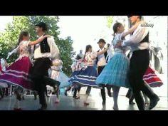 Dances of Kalocsa (Hungarian) Hungarian Dance, Schengen Area, Folk Costume, Costumes, Folk Dance, Hungary, Budapest, Beautiful People, Musicals