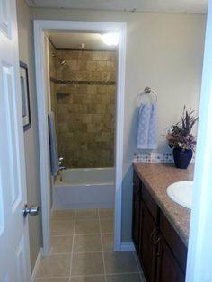 Updated bathroom (updates in 2014)!  #forsale #condo #houstoncondos #houstonrealestate #realestate #bathroom