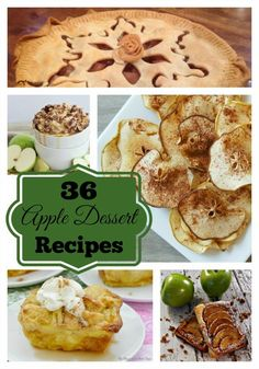 Apple Dessert Recipe