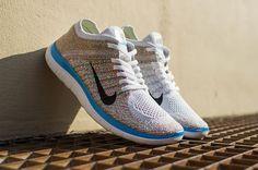 Nike Free Flyknit 4.0 Multicolor pour femme (6)