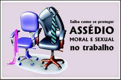 Saiba como se proteger do Assédio Moral e Sexual no Trabalho Direito  Autoral, Direito Do 0f112eecfc