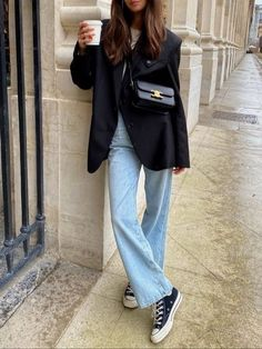 Mode Outfits, Trendy Outfits, Fashion Outfits, Womens Fashion, Look Fashion, Winter Fashion, Spring Outfits, Winter Outfits, Looks Style