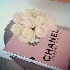 roses and Chanel <3