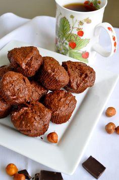 Seriously good grain-free brownie bites  www.flavourandsavour.com #grain-free, #dairy-free, #gluten-free #refined-sugar free