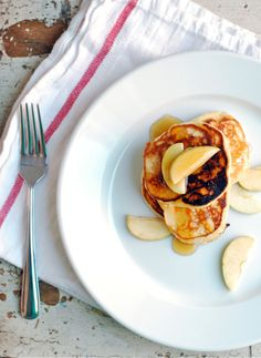 Apple Pancakes by Brooklyn Supper