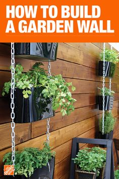 The Home Depot has everything you need for your home improvement projects. Click through to learn more about garden plants and more. Lawn And Garden, Garden Art, Garden Design, Garden Plants, Garden Club, Herb Garden, Vegetable Garden, Backyard Projects, Garden Projects