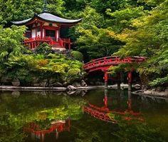 A nice Teahouse..  Want some tea?