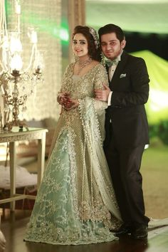 MizzNoor brings the best in all Indian, Pakistani Asian fashion and helps create a perfect outfit handcrafted for you. Latest Bridal and Party wear Asian Wedding Dress, Pakistani Bridal Dresses, Pakistani Wedding Dresses, Pakistani Outfits, Bridal Lehenga, Walima Dress, Shadi Dresses, Pakistan Bride, Eastern Dresses
