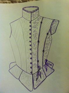 Elizabethan Costume: Custom Men's Noble Ensemble (Made To Order)