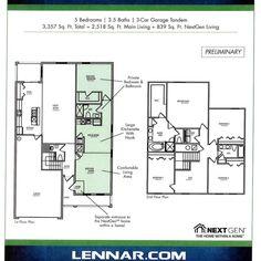 Next Gen Homes Floor Plans