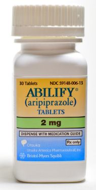 Abilify (Aripiprazole) 20 mg / 15 mg / 10 mg is an antipsychotic drug to relieve symptoms of schizophrenia and bipolar disorder. Abilify is an add-on medication used for the treatment of major depressive disorder, schizophrenia, manic and mixed episodes associated with bipolar disorder in adults and children and adolescents and also of irritability associated with autistic disorder in pediatric patients.