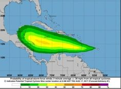 Nicaragua ordena buscar refugio ante tormenta tropical Harvey en mar Caribe - Diario Digital Nuestro País