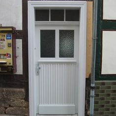 bildergebnis f r haust r landhausstil wei ajt pinterest doors entrance doors and front. Black Bedroom Furniture Sets. Home Design Ideas