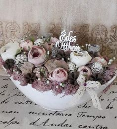 Door Wreaths, Advent, Diy And Crafts, Centerpieces, Shabby Chic, Spring, Floral, Home Decor, Craft