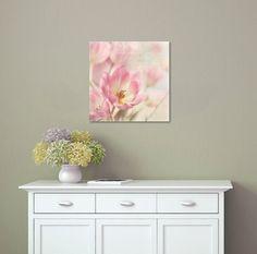 Pink #tulip photograph #shabbychic decor Fine by VintageChicImages #flowers #etsy #wallart #homedecor