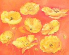 Popular items for yellow flower on Etsy
