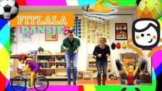 Fitlala (makkelijk dansje) | Juf Sharon & Meester Nick | Koningsspelen 2...