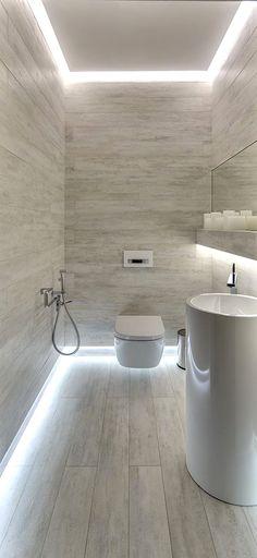 + de 35 inspirations et idées pour une salle de bains modern ..